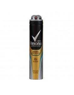 Desodorante rexona spray 200ml men sport defence