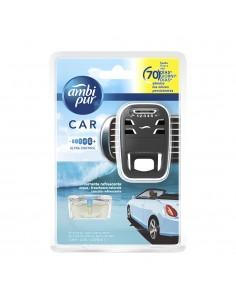Ambipur car aparato + recambio aqua 7ml
