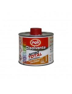 Disolvente nitro total lata 1/2 lt  pqs