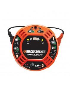 Arrancador de baterias de coche 12v black&decker