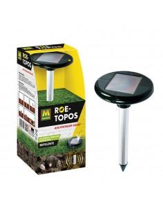 Repelente solar para topos