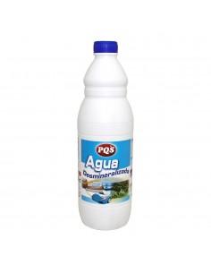 Agua desmineralizada /  destilada  botella 1l pqs