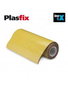Pack 1 fieltro marron sintetico adhesivo 200x500mm plasfix inofix