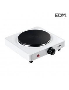 Cocina electrica - 1 fuego - 1000w - edm