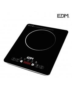 Cocina electrica de induccion - 1 fuego - 2000w - edm