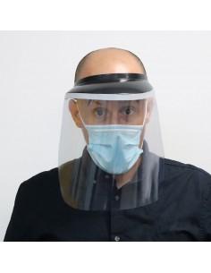*ult.unidades* pantalla facial pet con diadema de sujecion