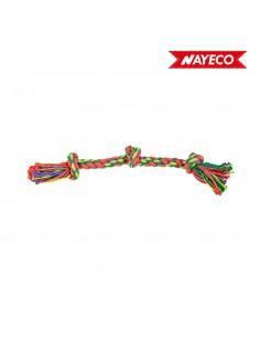 Cuerda dental con tres nudos 52cm-212gr