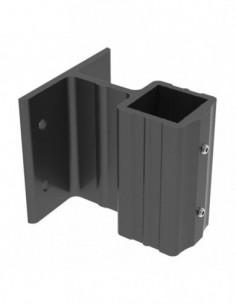 Soporte Aluminio 30X30 Negro