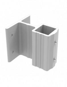 Soporte Aluminio 30X30 Blanco