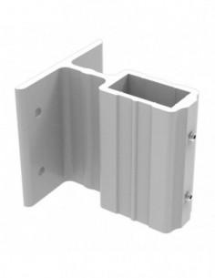 Soporte Aluminio 40X20 Blanco