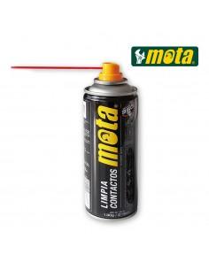 Spray limpiador contactos electrico 216ml mota