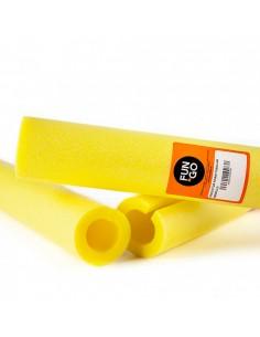 Protector foam tubular ø50mm amarillo 2 metros