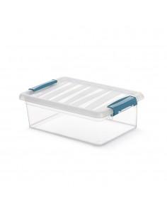 Caja katla transparente 4l 29x19x10,5cm