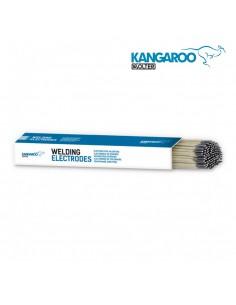 Electrodo rutilo para acero al carbono 3,2mm paquete 5kg (165ud) kangaroo by solter