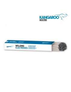 Electrodo inox e316l diam.2.5mm paquete 2kg (114ud) kangaroo by solter