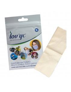 Gamuza antivaho reutilitzable 200 usos para gafas lov'yc