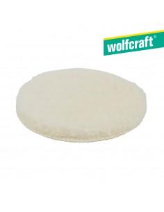 Funda de lana adhesiva, fixoflex  ø125  wolfcraft