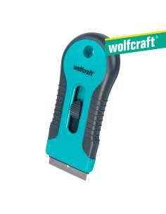 Rascador de plástico bicomponente. wolfcraft