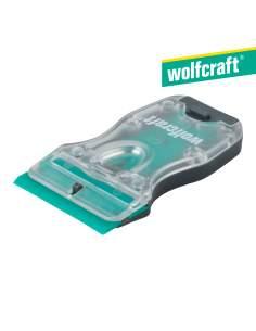 Rascador con cuchillas de plástico. wolfcraft