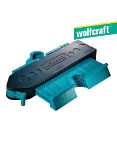 Calibre para contornos wolfcraft
