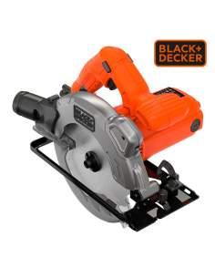 *s.of* sierra circular 1.250w cs1250l-qs black+decker