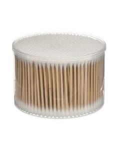 Pack 500ud bastoncillos algodón de bambú