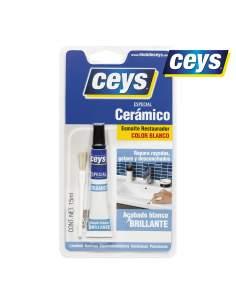 Ceys restaurador ceramico blanco 15ml 505101