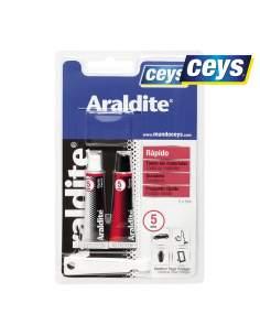 Ceys  araldite rapido pequeño blister 5+5ml 510206