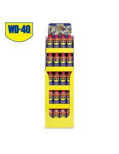 Mini box con 60ud wd40 aceite lubricante 380+20ml (incluye expositor)