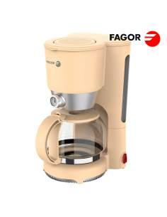 Cafetera 870w 1,25l vintage fge334 fagor