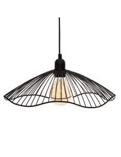 Lámpara colgante diam.34cm col.'cháteau' e27 34x15,5cm