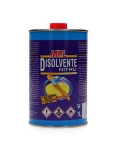 Disolvente nitro mpl 1lt