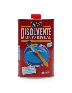 Disolvente universal mpl 1lt