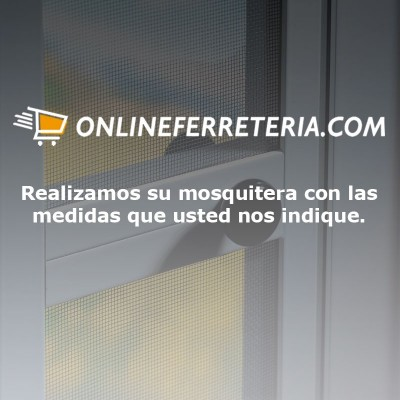 Mosquitera Abatible a Medida