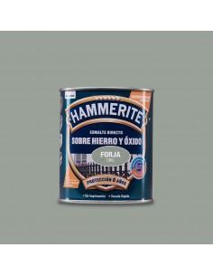 Hammerite esmalte metalico forja gris 0.750l
