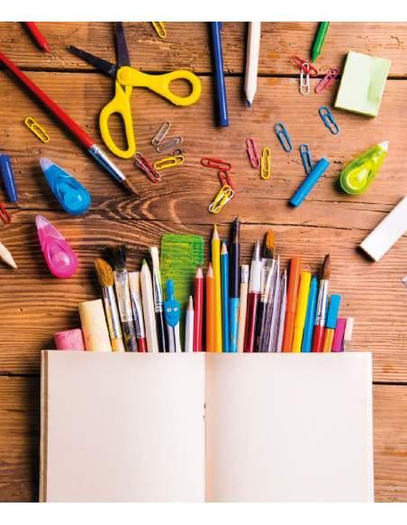 Material escuela - oficina