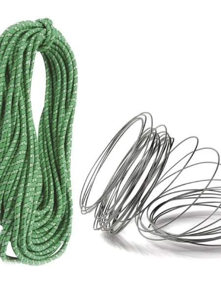 Cuerdas y alambres