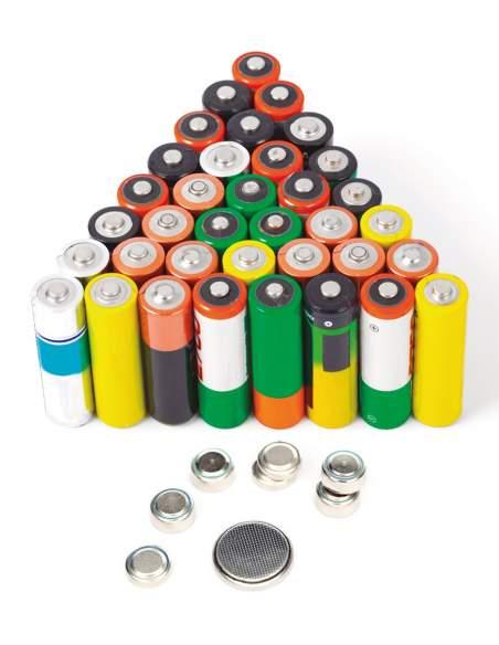 Pilas - boton - cargadores