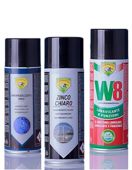 Sprays Técnicos