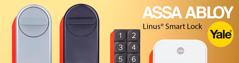 Comprar Nuevas Cerraduras Electronicas LINUS SMART de YALE