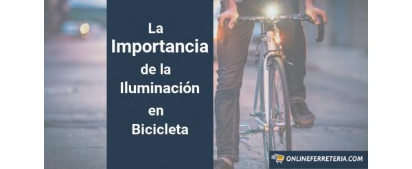La importancia de la Iluminación en Bicicleta