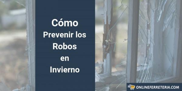 Cómo Prevenir los Robos en Invierno